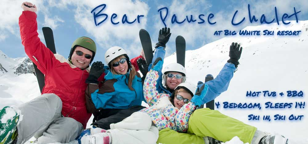 family fun at Big White Ski resort