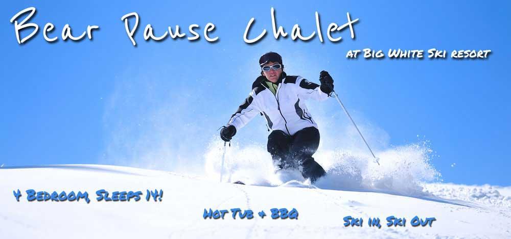 Skiing at Big White Ski Resort